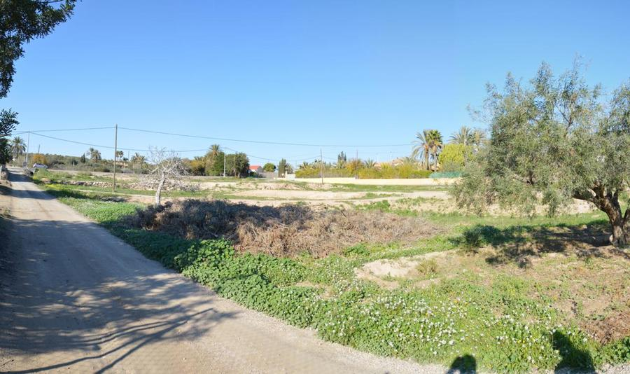 La Marina Alicante Land 260000 €