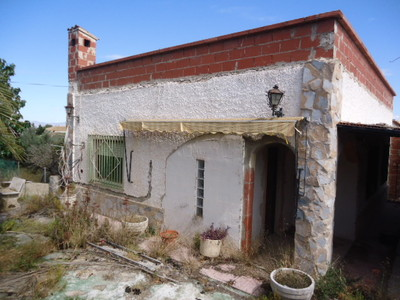 969: Detached Villa in La Marina