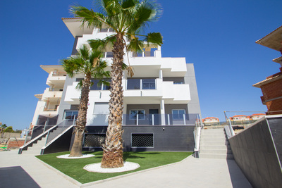 1018: Apartment in Orihuela Costa