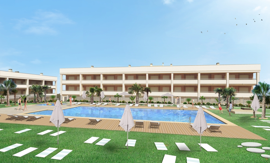 Apartment For sale Gran Alacant