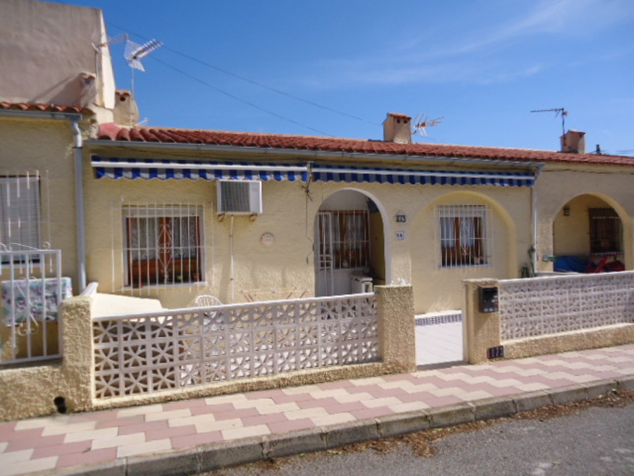 La Marina Alicante Townhouse 67500 €
