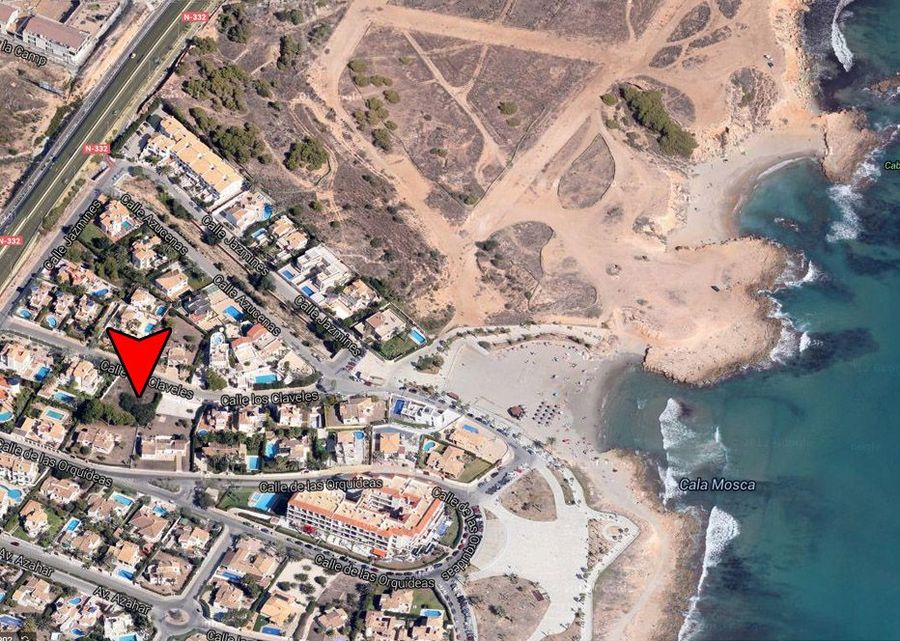 1052: Land for sale in Orihuela Costa