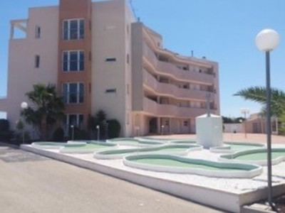 1060: Apartment in La Zenia