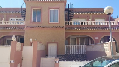 1085: Townhouse in Gran Alacant