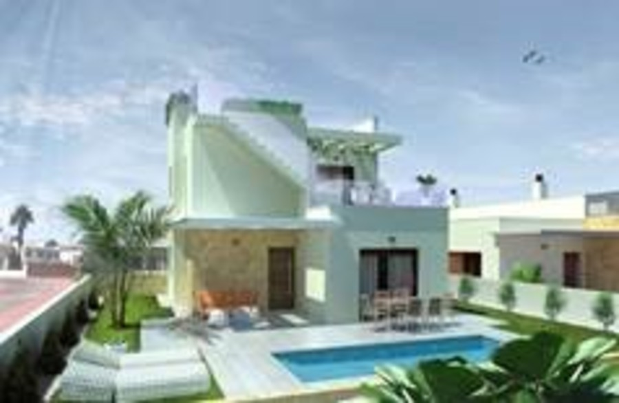 Detached Villa For sale Rojales