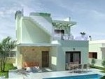 1091: Detached Villa FOR SALG in Rojales