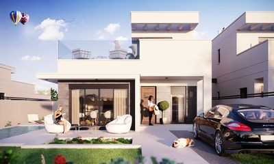 1155: Villa - Semi Detached in La Marina