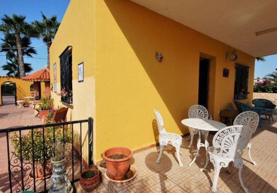 1160: Villa for sale in San Fulgencio