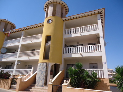 861: Apartment - Middle Floor in La Zenia