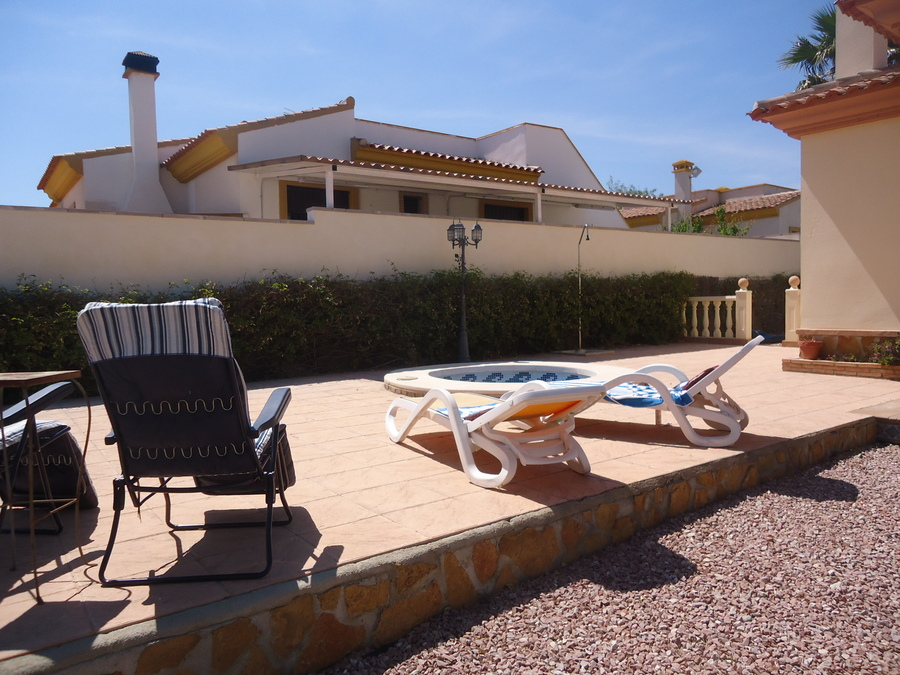 1174: Villa for sale in Hondon de las Nieves