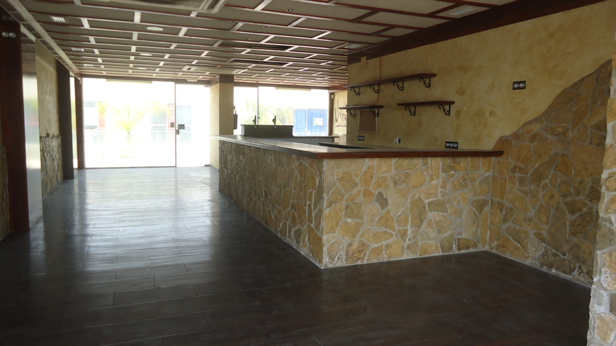 1203: Commercial for sale in La Marina