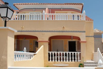 1205: Duplex in Orihuela Costa