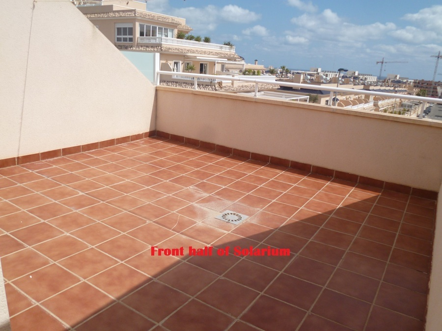 1207: Townhouse for sale in Torrevieja